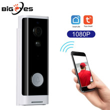 New TUYA Smart Home WiFi Video Doorbell DDV-203 Security Sma