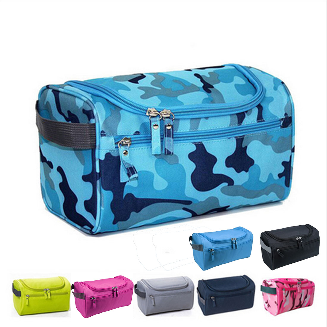 Waterproof Travel Toiletry Bag Hanging Travel Toiletry Bag Cosmetic Make Up Organizer Portable Outdoor Case Bag