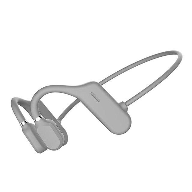 Bluetooth 5 0 Earphone Headphones For Sports Bone Conduction Earphone Wireless Not In-Ear Headset IPX6 Waterproof Ear Hook