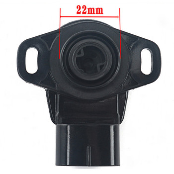 3131705 3140173 FTVSE006 OEM 26MM 22MM Throttle Position Sensor TPS For Polaris Ranger Sportman 500 550 Auto Replacement image