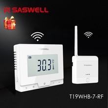 Термостат SASWELL регулятор температуры для газового котла терморегулятор Еженедельный программируемый