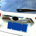 Высокое качество ABS покрытие Задняя Крышка багажника Накладка для Subaru XV 2018-2019 автомобильные Стайлинг Аксессуары