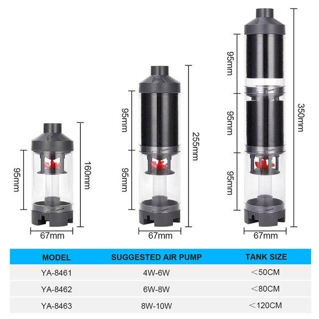 Ultra-Silent Aquarium Filter Water Pump 5