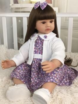 Кукла-младенец KEIUMI 24D176-C584-S07-T52 2