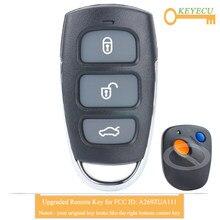 Keyecu Verbeterde Keyless Entry Afstandsbediening Auto Sleutel Voor Subaru Baja Forester Impreza Legacy Outback, Fob Fcc Id: a269ZUA111