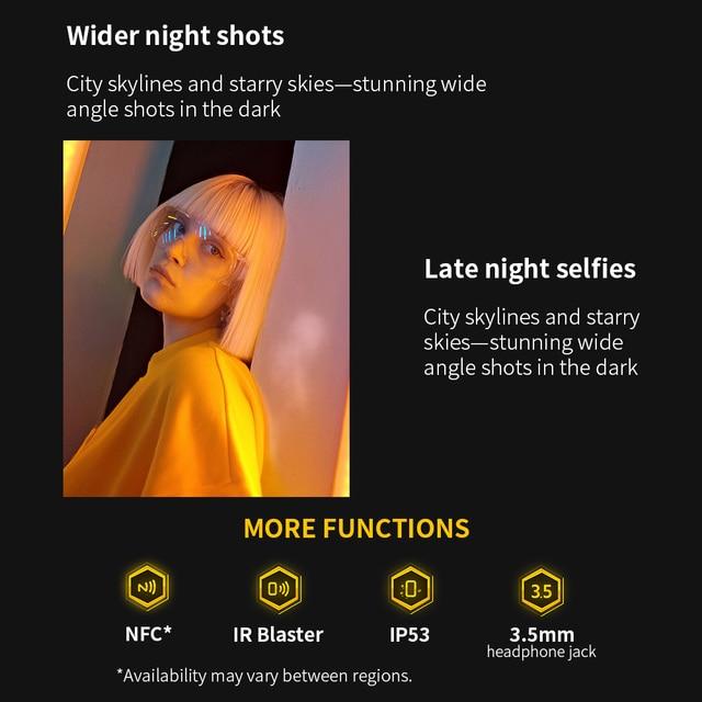 Xiaomi POCO X3 Pro Global Version Snapdragon 860 xiaomi Smartphone 120Hz DotDisplay 5160mAh 33W NFC Quad AI Camera 5