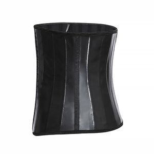 Image 3 - 25 Steel Bone Latex Waist Trainer Women Binders And Shapers Corset Modeling Strap Body Shaper Colombian Girdles Slimming Belt