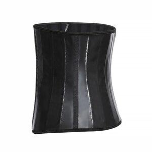 Image 2 - Plus récent Latex taille formateur 25 acier os femmes liants Shapers Corset colombien Girdles modélisation sangle corps Shaper minceur ceinture
