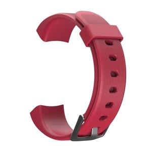 Image 4 - Letike GT101 Intelligente del braccialetto cinturino di ricambio Originale di Ricambio Cinturino Da Polso per GT101 Braccialetto Intelligente GT101 supplementare di ricambio