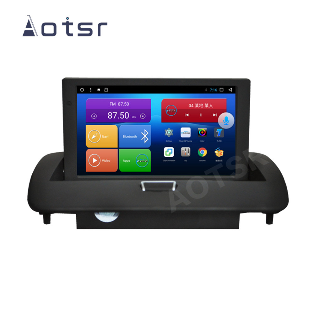 AOTSR Car Player 2 Din Android 8 For Volvo C30 C40 C70 S40 S60 V50 2008 - 2012 Car Auto Radio GPS Navigation Multimedia Unit