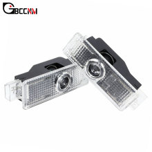 2 X Car LED Courtesy Lamp Projector Logo Door Welcome Light For BMW X3 E83 X5