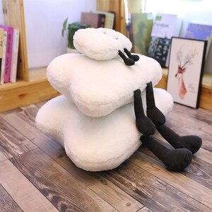 Image 5 - 25 60 cm nuvem bonito cheio de pelúcia brinquedo travesseiro criativo decoração para casa almofada estilo nórdico quarto das crianças brinquedo presente de aniversário