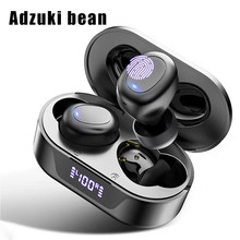 2021 novo original tws fone de ouvido sem fio bluetooth in-ear fones estéreo esportes 5.0 fone de ouvido com jogo microfone display led hd tw16