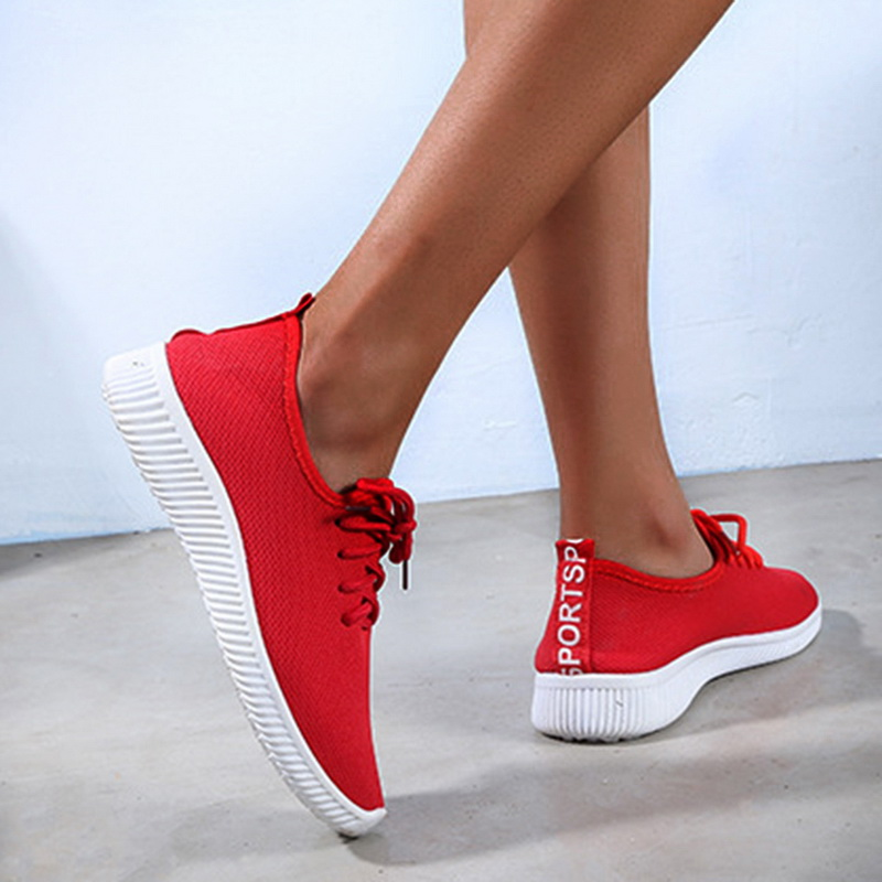 Adisputent Women Sneakers Outdoor Running Shoes Sports Shoes Mesh  Light Bottom Casual Shoes 2020 Summer Ladies Shoes