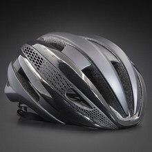 Casco de Ciclismo ultraligero para hombre y mujer, casquete de seguridad para bicicleta de montaña, para deportes al aire libre