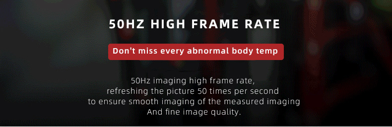 Infrared Thermal Camera With Live Streaming to Computer or TV Bluetooth For Human Body 26