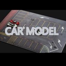 Игрушечный автомобиль, коврик для стрельбы в масштабе 1:64, модель автомобиля, модель детского автомобиля, оригинальные авторизованные детск...