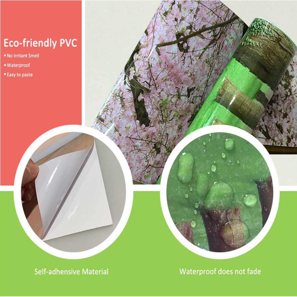 3D Tự Dính Tủ Lạnh Cửa Bao Giấy Dán Tường Máy Rửa Bát Tủ Lạnh Bọc Miếng Dán Kid Nghệ Thuật Của Tủ Lạnh Chân Cửa Miếng Dán Dropshipping