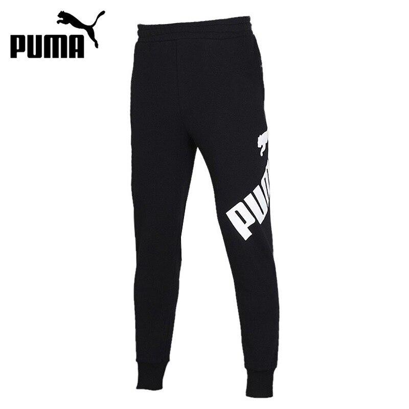 Original New Arrival  PUMA  BIG LOGO Pants TR Men's  Pants  Sportswear