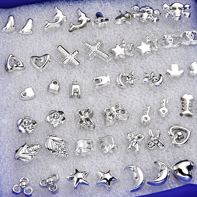 2020 New Fashion 24 Pair Set Wholesale Unisex Mix Styles Stud Earrings Women Men Metal Plated.jpg 640x640 - 2020 New Fashion 24 Pair/ Set Wholesale Unisex Mix Styles Stud Earrings Women Men Metal  Plated Stud Earrings Jewelry