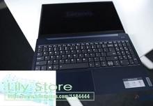 Силиконовый чехол для клавиатуры ноутбука Lenovo IdeaPad, защитный чехол для Lenovo IdeaPad 15,6 дюйма 330s 340 s 520 130 S145 L340 S340 15IWL 15API