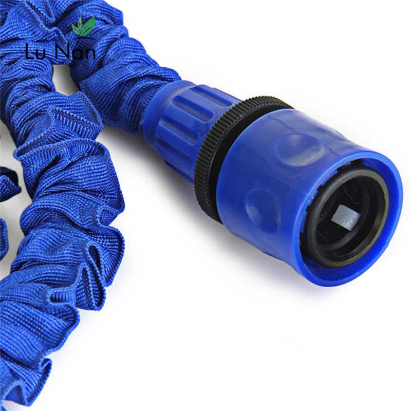 1Pc Verkauf Stretch Schlauch Anschluss Spray Appliance Universal Garten Auto Wasser Schlauch Rohr Düse Adapter Sprinkler Spray Düse