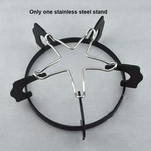 Support-Pot Stove-Top Coffee-Maker Pan-Stand Gas-Hob-Accessories Stainless-Steel Cooking