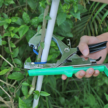 Potable Plant Hand Tying Tape Tool Manual Tapener Machine Horticulture Orchard Garden Stem Branch Binding Tape Tool