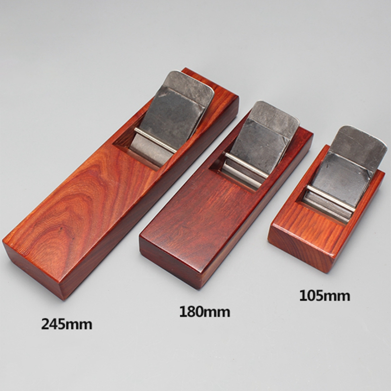 3Pcs Mini Wood Flat Plane Carpentry Carpenter Planer Woodworking Hand Tools