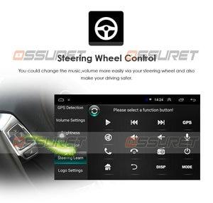 Image 3 - Samochodowy odtwarzacz DVD dla Seat Altea Leon Toledo volkswagen Passat Skoda seria GPS stereo audio nawigacja, Android 10 2 DIN Redio