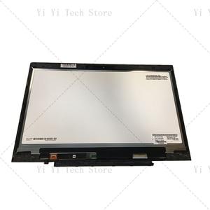Image 4 - Lenovo X1 karbon LP140QH1 SPA2 LP140QH1 SPA2 LCD dokunmatik ekran Digitizer meclisi ile çerçeve çerçeve LP140QH1 (SP)(A2)