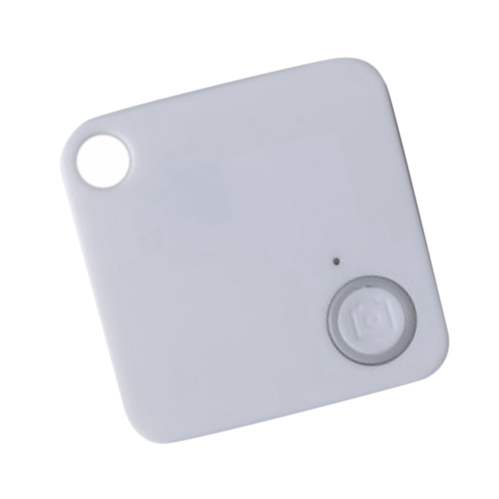 Bluetooth Keys Tracker Slim, Wireless Finder Tracking Device For Cars Children's Pets Wallet Phone Positioning Selfie Shutter