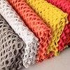 Fish net Mesh Cloth Fabric Large Mesh Lace Clothing Fabric Dress Hollow Lace Lining Stockings DIY Craft
