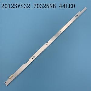 Image 4 - 44LED * 3V yeni LED şerit 2012SVS32 7032NNB 44 2D REV1.0 Samsung V1GE 320SM0 R1 UA32ES5500 UE32ES6100 UE32ES5530W UE32ES5507