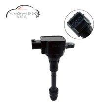 2pcs/lot Auto part 22448-8H315 Ignition Coil For Nissan Altima Sentra 2.5L X-Trail T30 Primera P12