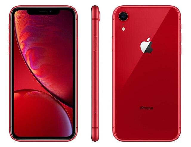 iPhone XR 64GB Preto Desbloqueado iOS 12 4G 12MP - Apple 2
