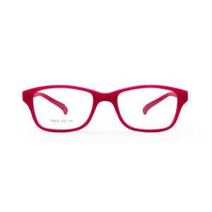 Image 2 - Boy Glasses Frame with Strap Size 43/16 One piece No Screw Safe, Optical Children Glasses, Bendable Girls Flexible Eyeglasses