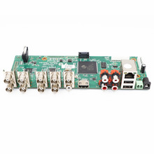 CCTV H.265 Network Video Recorder 16 Channel 1080P NVR/ 8 Ch 1080N XVI/AHD/CVI/TVI/CVBS,HDMI,Hybrid 6 in 1 DVR Main BOARD DIY