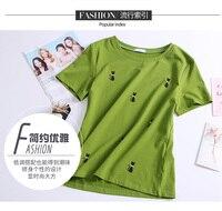 Women Couples Clothes T Shirt Summer Short Sleeve Female t shirt Tops tee shirt femme