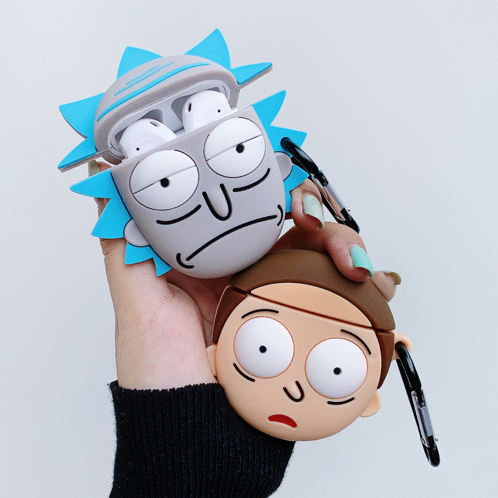 Rick Sanchez Airpod Case