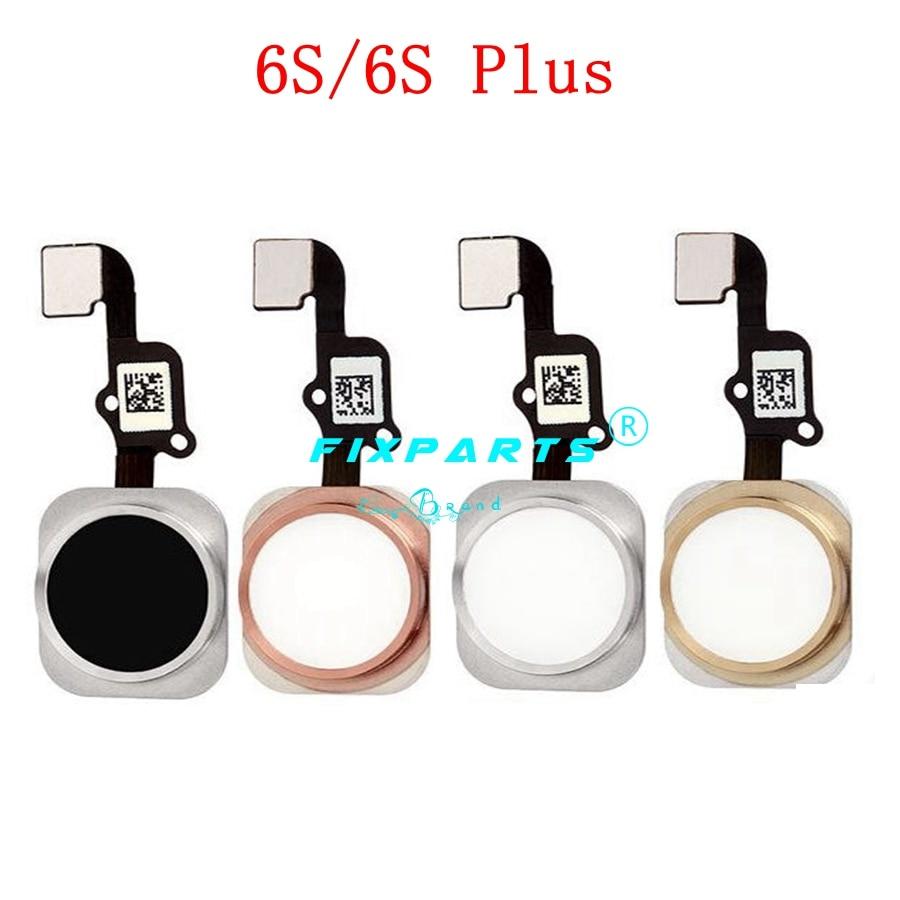 Iphone 5S 5 5C 5S 6 6Plus 6s plus 7 7Plus Home Button with Flex Cable Assembly