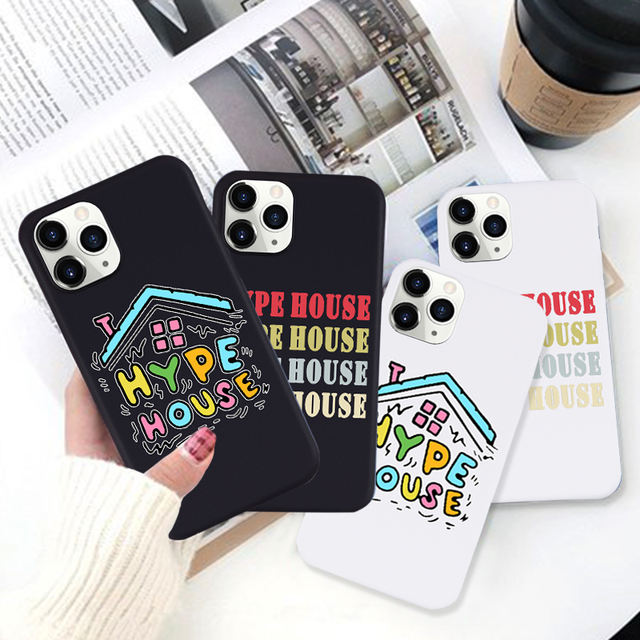 THE HYPE HOUSE THEMED IPHONE CASE (16 VARIAN)
