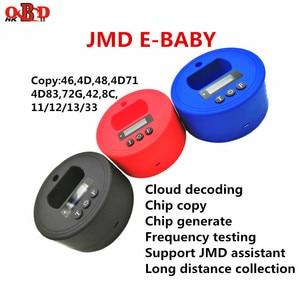 Image 2 - JMD – testeur de fréquence de génération à distance Ebaby, copie ID46/4D/48/70/83/72G/42/8C/11/12/13/33 avec 100 puces King/Blue