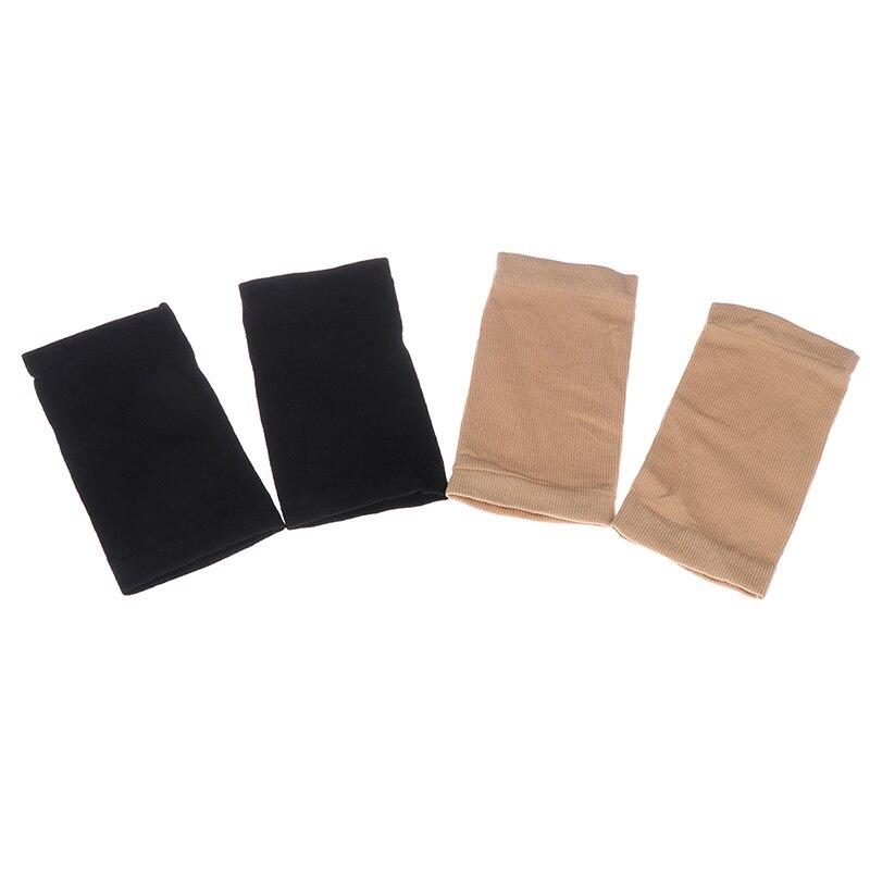 1 Pair Leg Shin Socks Women Men Medical Support Varicose Veins Calf Sleeve Compression Brace Wrap leg Shaping Massager 2