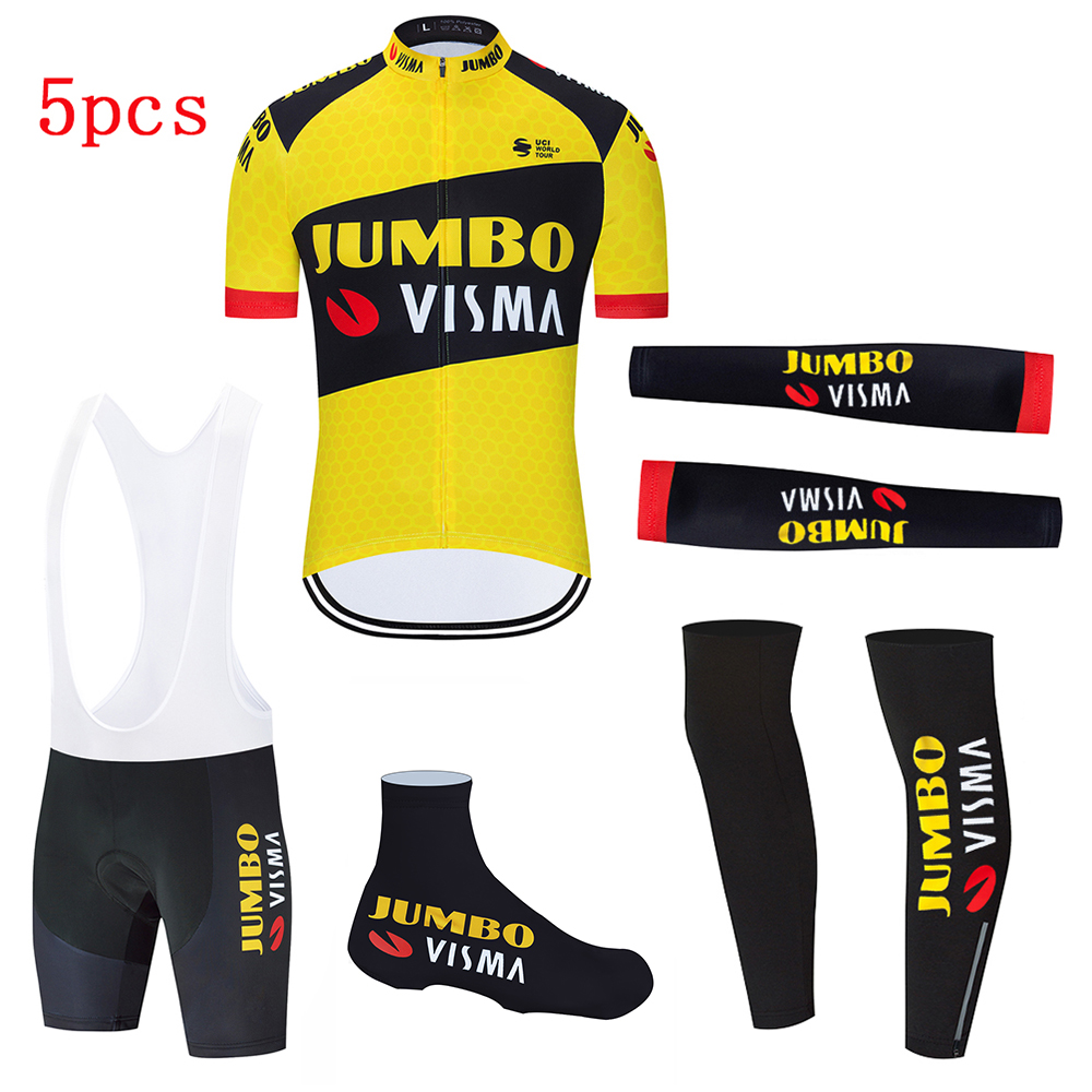 Figurine cyclist-exoletus figure-tour de france 2020-jumbo-visma