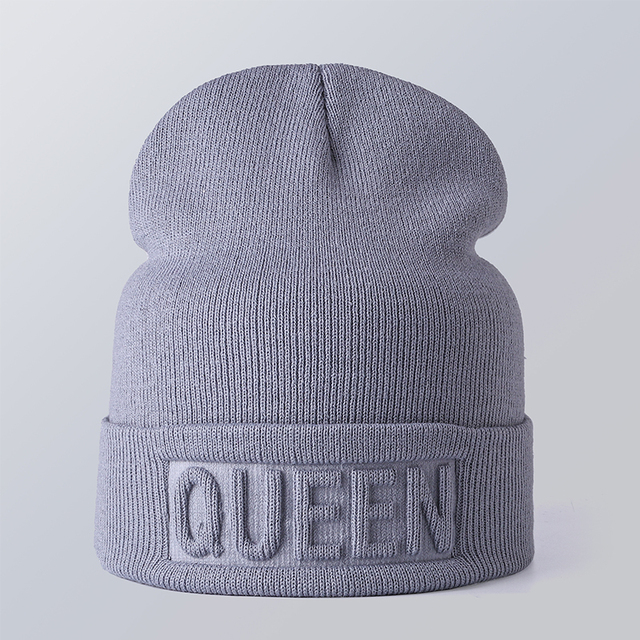 King In-printed Beanie 2