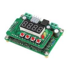 B3603 NC DC Güç Kaynağı Ayarlanabilir Adım Aşağı Modülü Gerilim Ampermetre 36V 3A 108W Şarj Cihazı