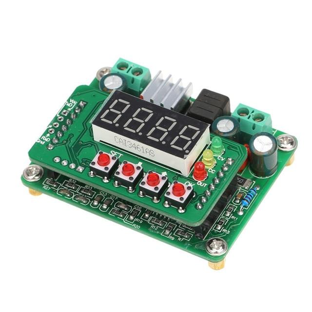 Fuente de alimentación CC B3603 NC Módulo de reducción de voltaje ajustable amperímetro 36V 3A 108W cargador