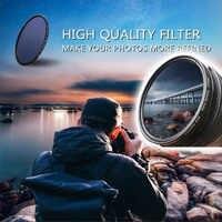 ND2-400 filtro ND de densidad neutra lente de vidrio óptico ajustable Variable AS99