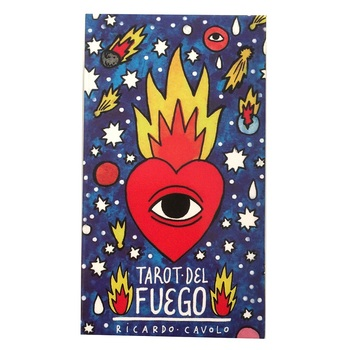 Oracle Tarot Del Fuego Tarot Card Board Deck Games Palying Cards For Party Game